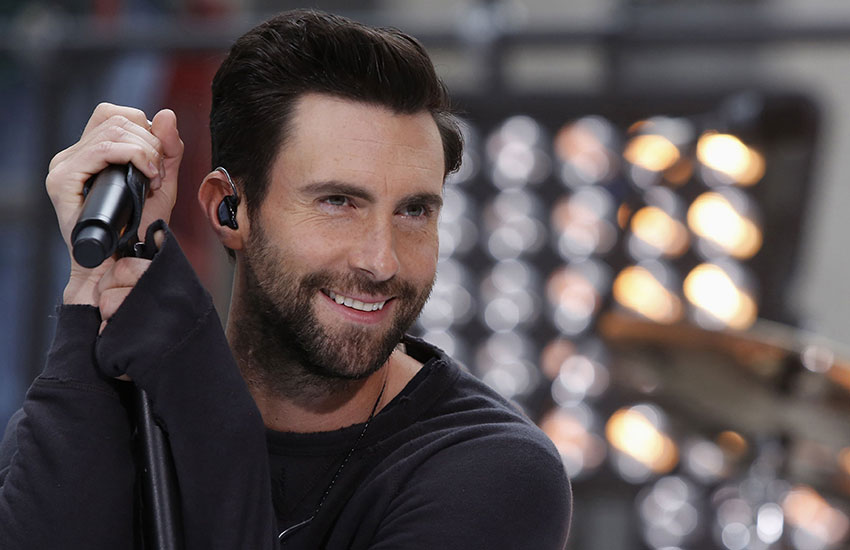 Adam Levine often talks about his gay brother, Michael
