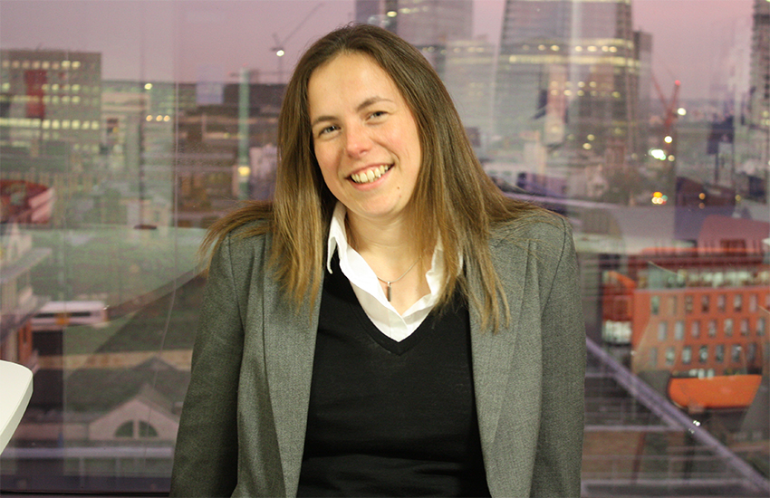 Kate Scott-Hughes works with the UK's Crown Prosecution Service