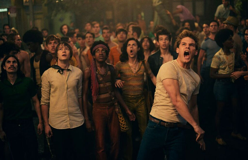 Stonewall, released last year, is quite simply a horrendous, horrendous film