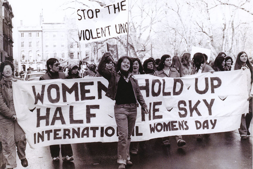 Boston Memorial Drive takeover was a huge moment in women's history