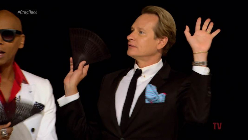 Carson Kressley has remained a regular fixture on television since his days on Queer Eye.