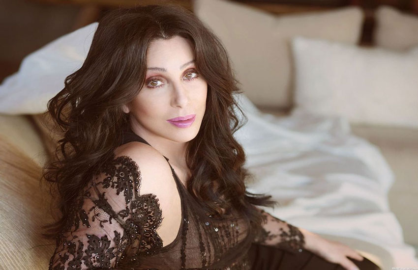 Cher has been a major star for more than 50 years.