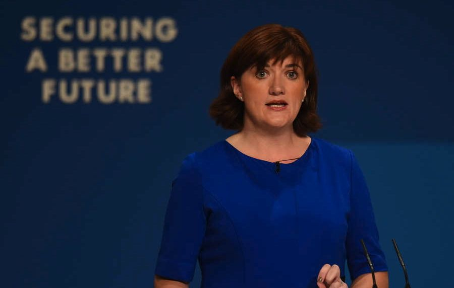 Secretary of State for Education Nicky Morgan announces new funding to wipe out anti-LGBTI bullying in schools