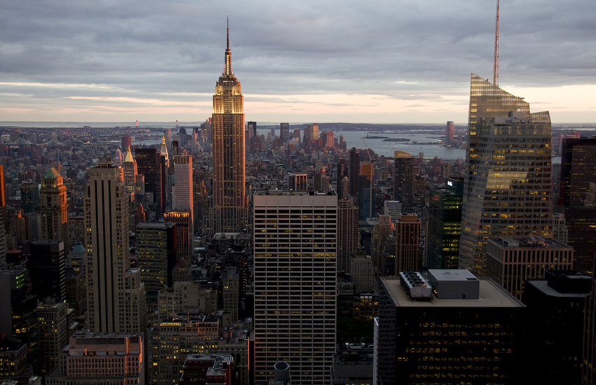 Rents in Manhattan sit at just under $4,000 – but what could that get you around the world?