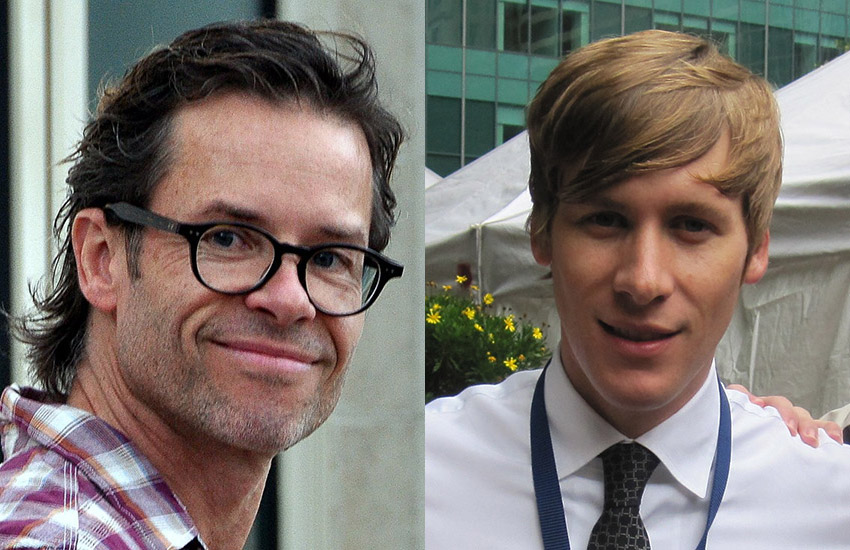 Guy Pearce is teaming up with Dustin Lance Black for a new LGBTI drama