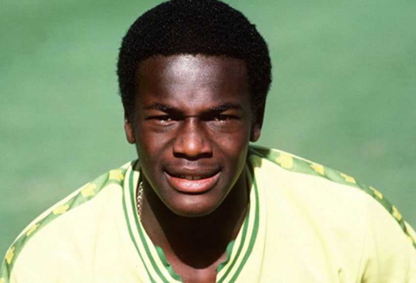 Justin Fashanu was the first openly gay man in football