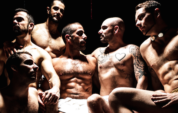 Chariots' gay saunas in London are closing two-fold across the city