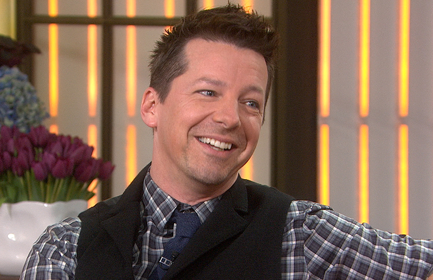 Sean Hayes wishes he'd come out as gay during Will & Grace's run