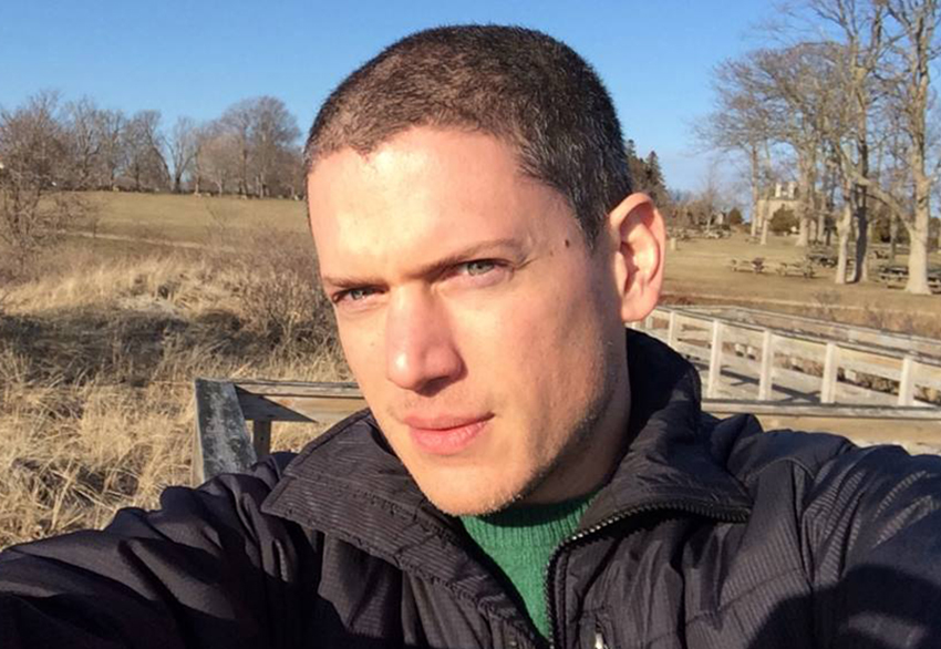 Wentworth Miller opened up about his suicidal thoughts