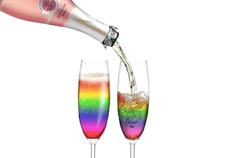 Barefoot Wine & Bubbly are keen supporters of the LGBTI community