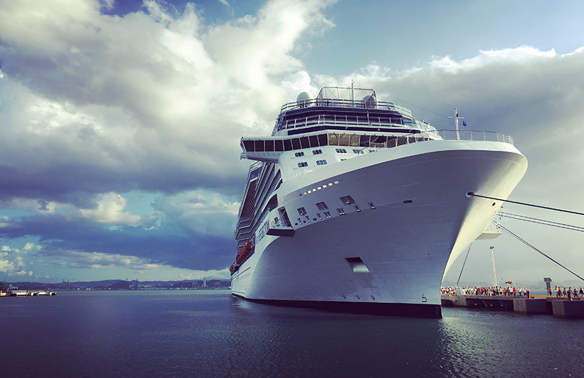 The stunning Celebrity Reflection can host up to 3,046 people