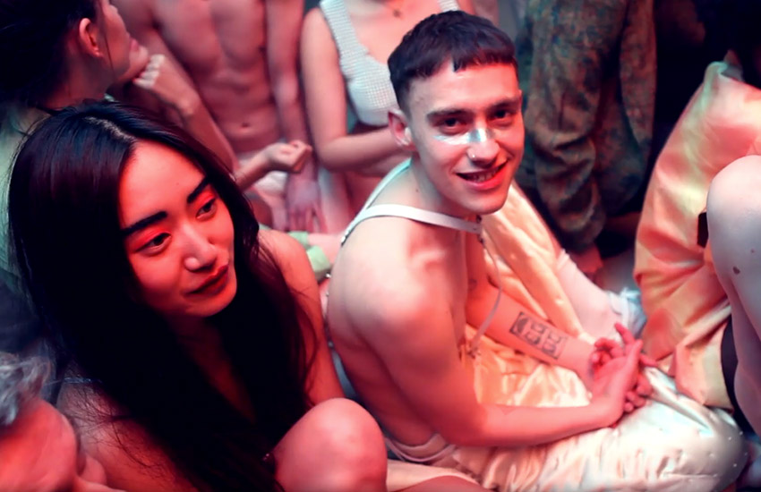Years and Years are pushing boundaries with their new music video