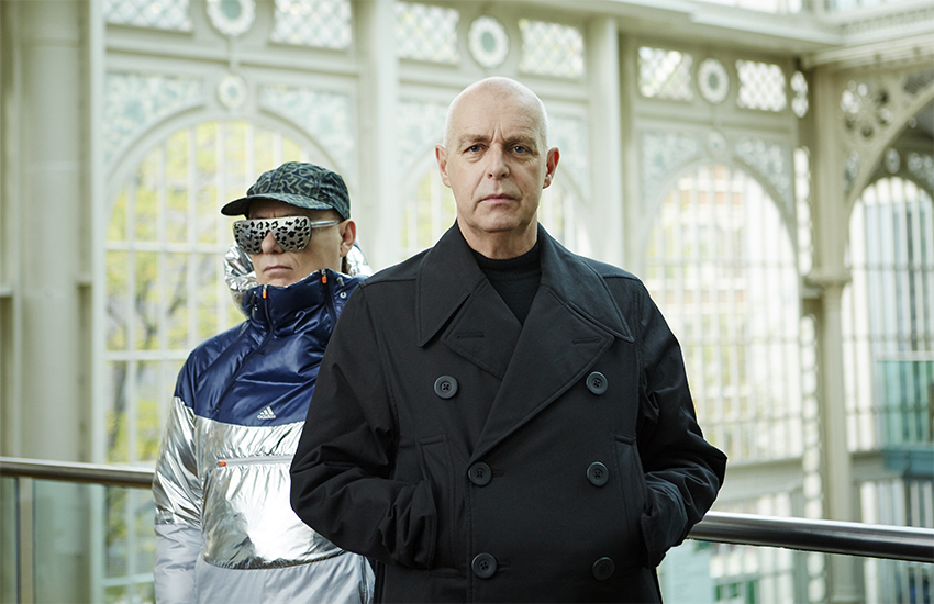 Pet Shop Boys: Chris Lowe and Neil Tennant