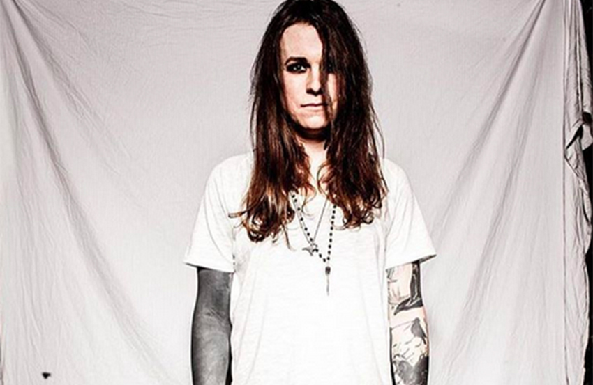 Laura Jane Grace protests against North Carolina law