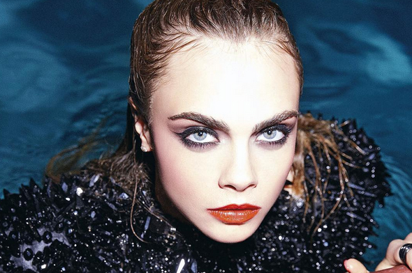 Cara Delevingne opens up about her mental illness