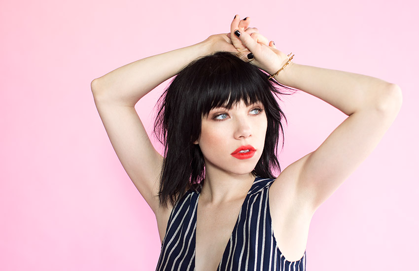 Carly Rae Jepsen is best known for her hit song Call Me Maybe
