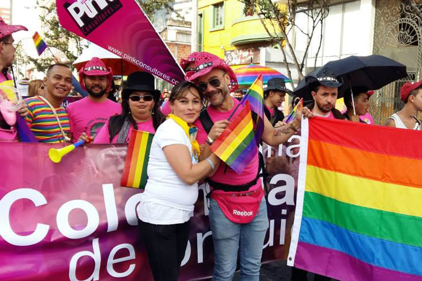 Colombia Diversa celebrates equality