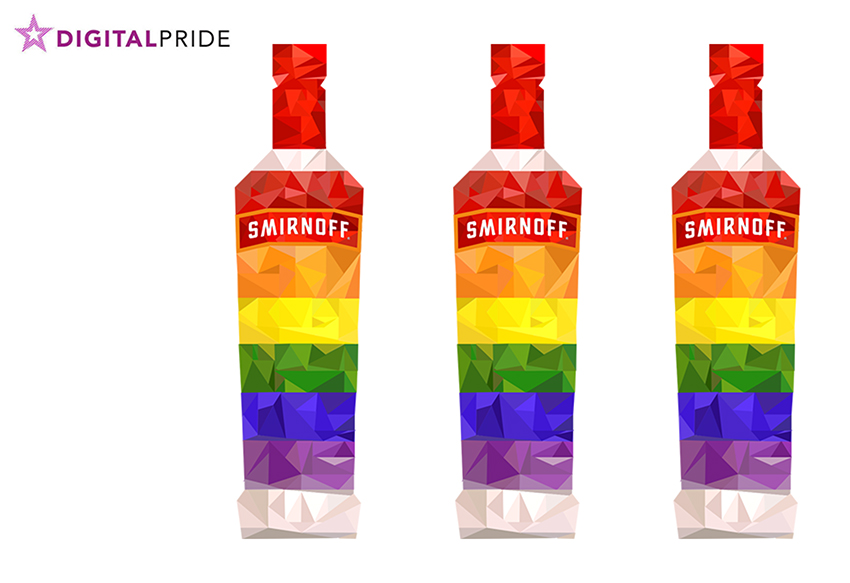 Win the chance to design a bottle of Smirnoff
