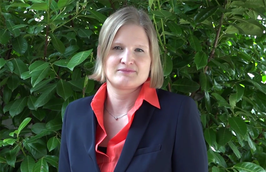 Katrin Ebner-Steiner also sits on the executive board for the AfD's Bavarian branch.