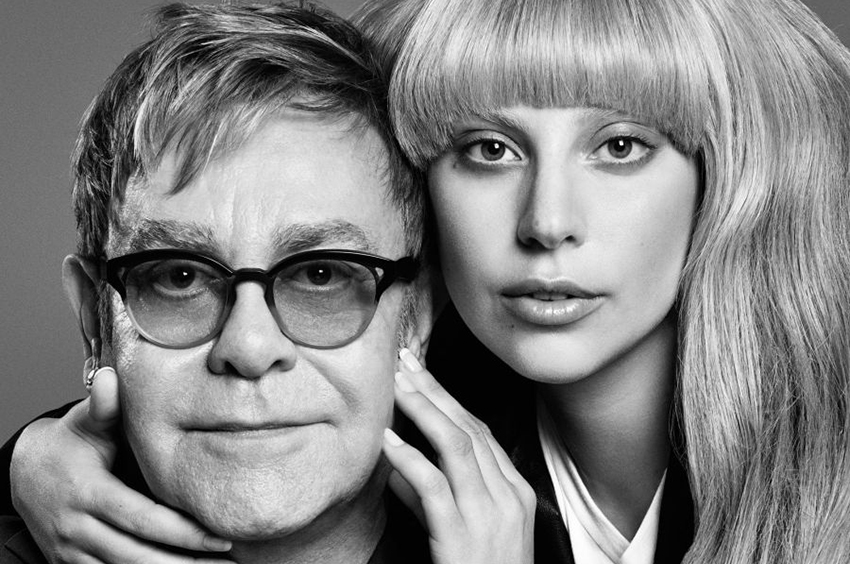Elton John and Lady Gaga team up to release gay skateboards for charity