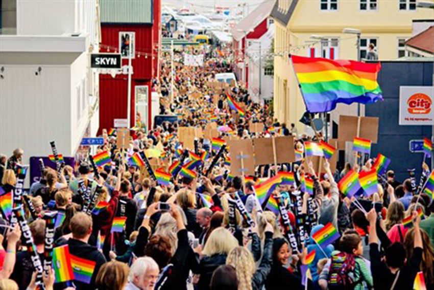 Faroe Islands has passed same-sex marriage