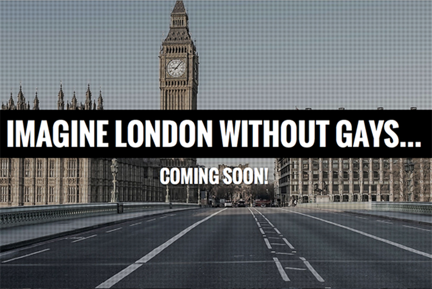 Imagine London Without Gays?