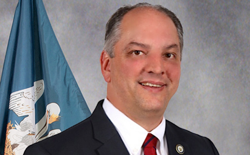 Louisiana Governor John Bel Edwards is in his first year of office.