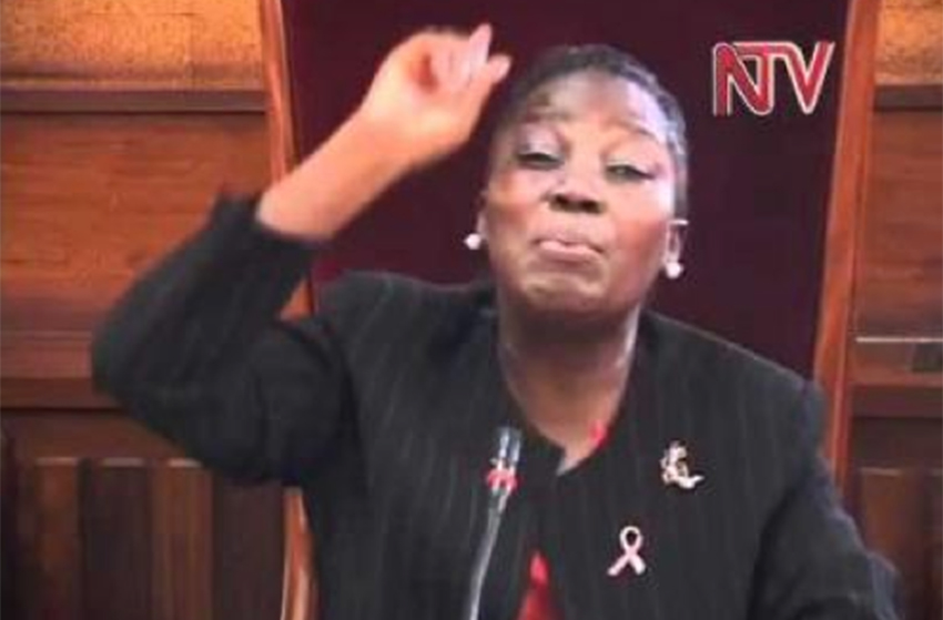 Rebecca Kadaga vows to bring back anti-homosexuality law