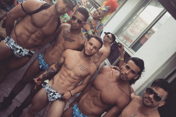 MiamI Beach Gay Pride is keeping hotness alive