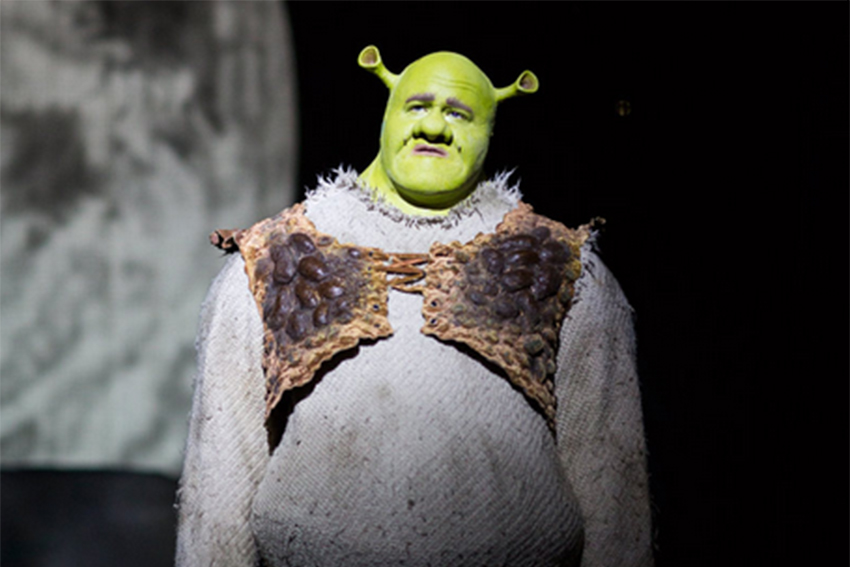 Shrek Finds Out Fiona Is Gay