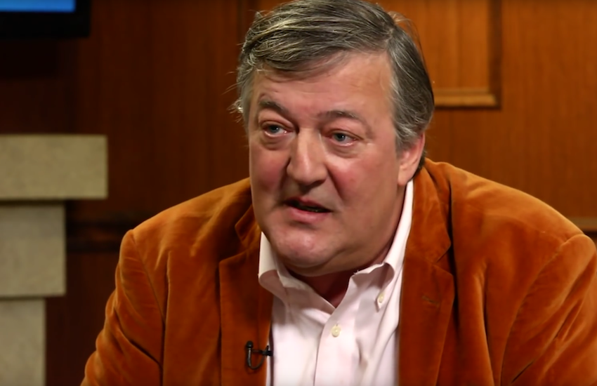 Stephen Fry says sorry after offending sex abuse victims
