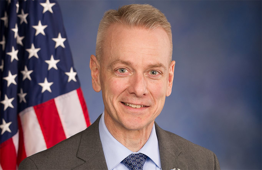 Rep. Steve Russell introduced the amendement to the defense bill