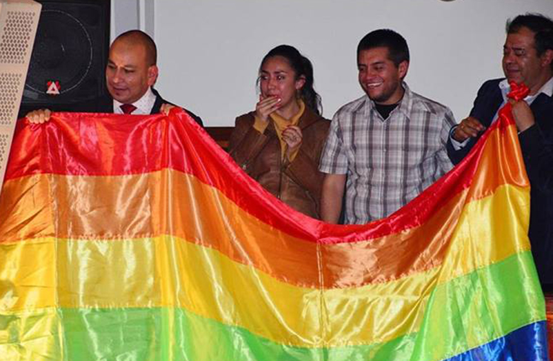 Trans people celebrate new victory in Bolivia