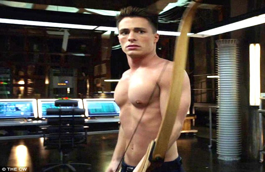 Colton Haynes has joined cast of Scream Queens.