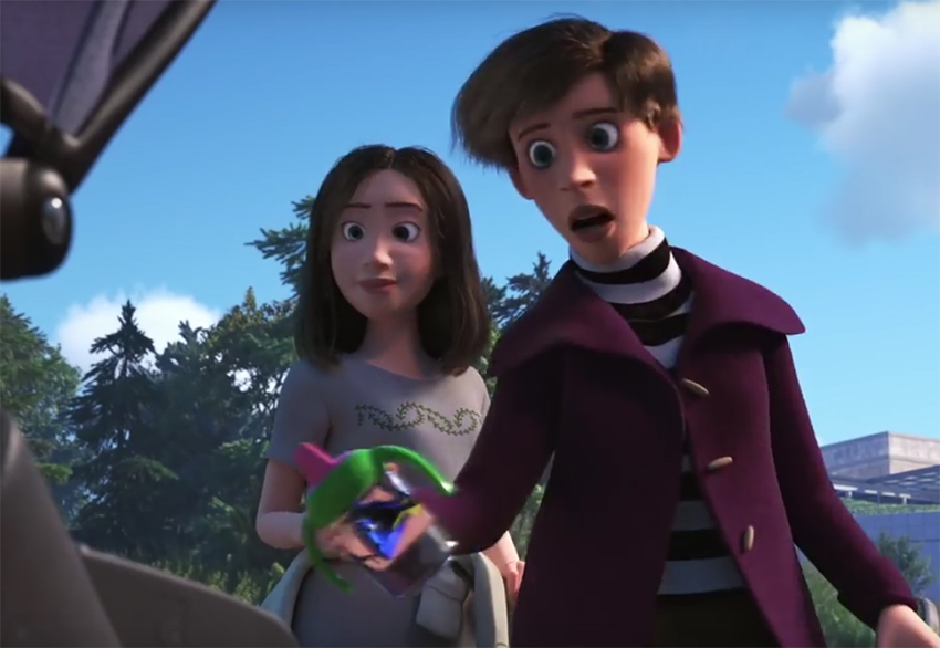 Will Finding Dory be Disney's first representation of a same-sex couple?