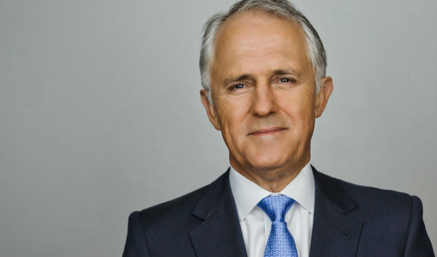 Australian Prime Minister Malcolm Turnbull assured voters there would be a vote on gay marriage