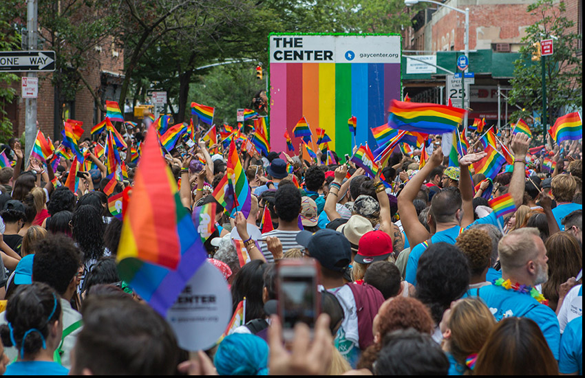 Some 2.1 million spectators will descend on New York City in June for NYC Pride