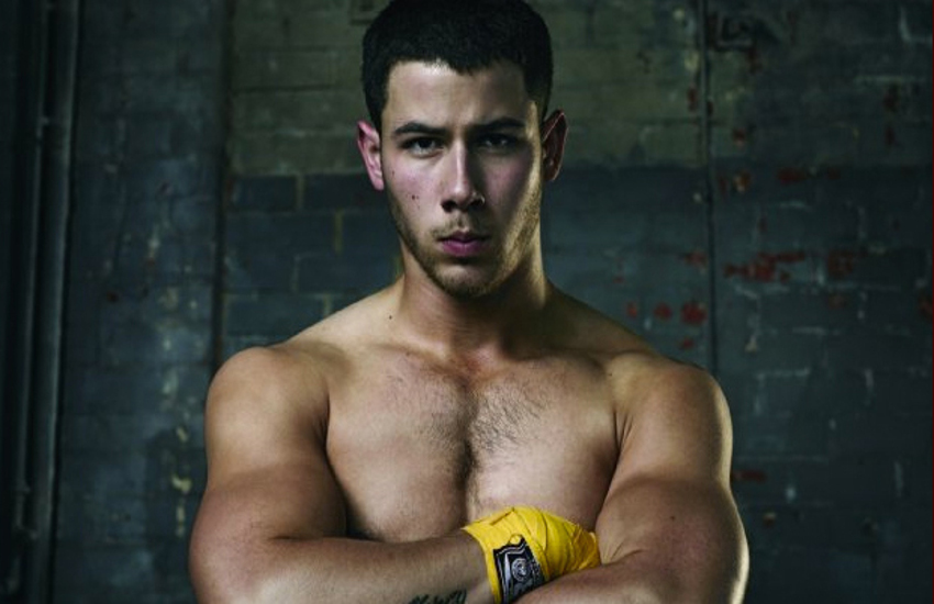Nick Jonas plays a closeted gay fighter on TV's Kingdom.