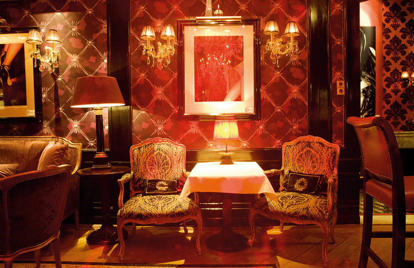 The Toren, Amsterdam – like staying in the world's most decadent and over the top chocolate box