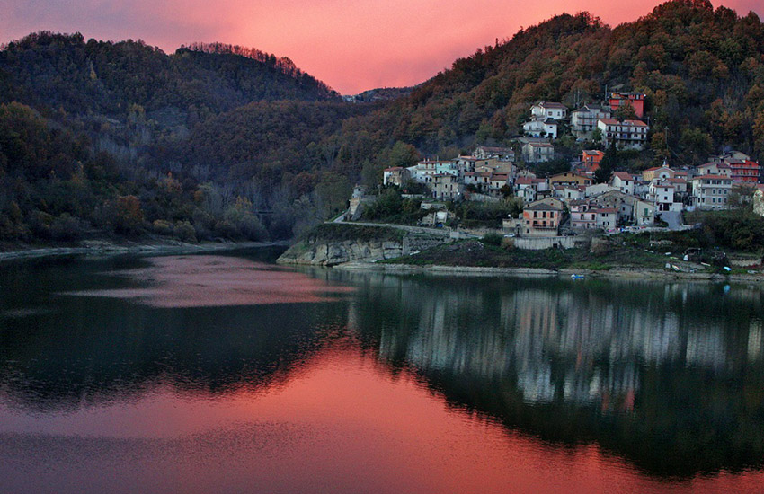 Rieti, a sometimes overlooked but very gorgeous town in central Italy