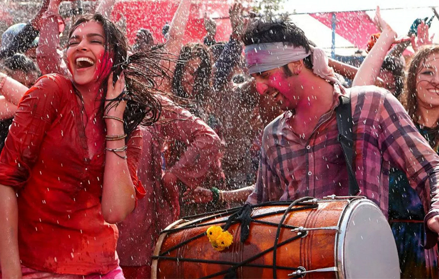 Bollywood films promote the idea that Indians should enter traditional marriages.