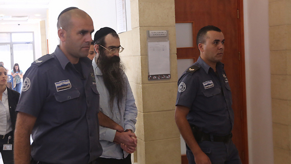 Jerusalem pride killer sentenced to life in prison