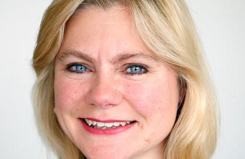 Justine Greening is the conservative MP for Putney, Roehampton and Southfields in London and education secretary in charge of schools