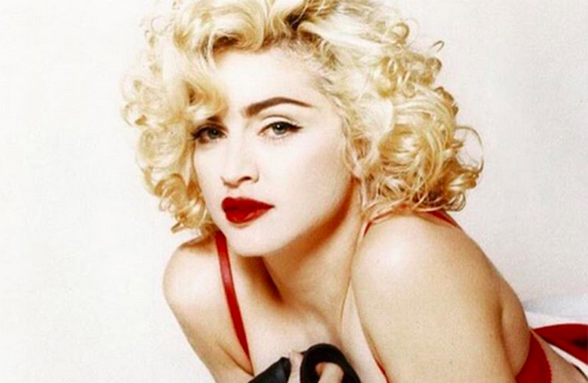 Madonna is an icon