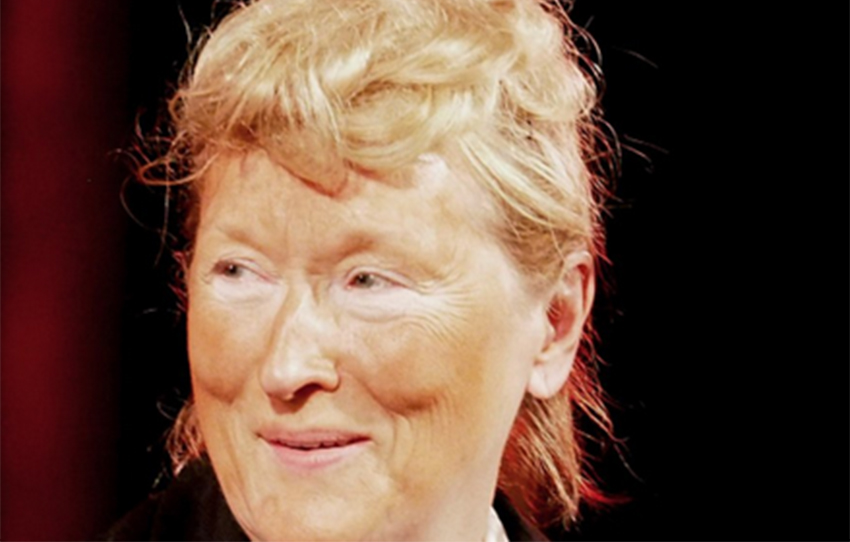 Meryl Streep performs as Donald Trump in Shakespeare review