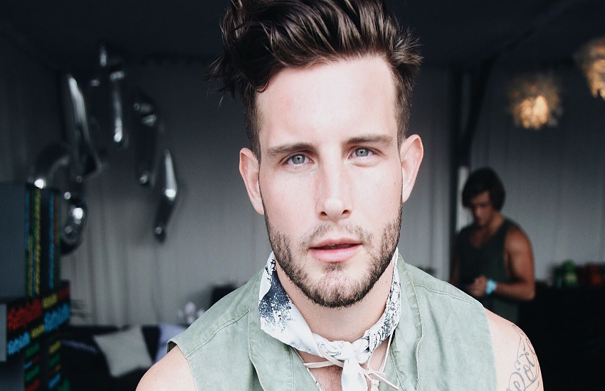 Nico Tortorella stars in TV's Younger. He's come out as sexually fluid.