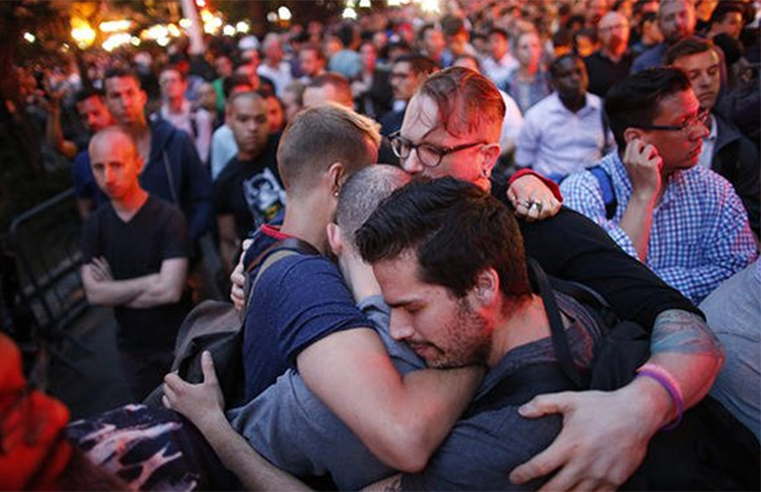 Millions mourned over the deaths of 49 people in Pulse - most victims were LGBTI.