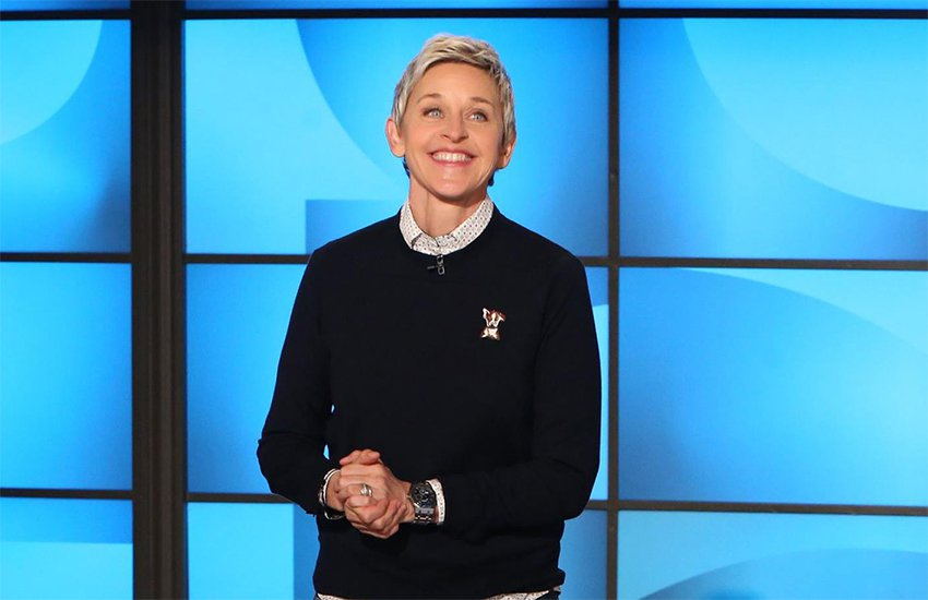 Ellen DeGeneres came out publicly in 1997.