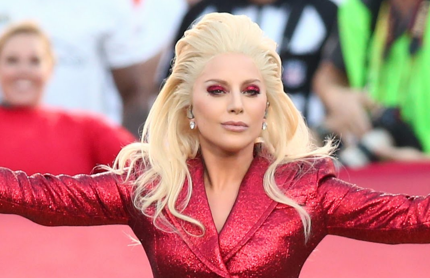 Lady Gaga will headline her first feature film