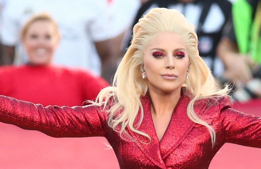 Where does Lady Gaga rank on the list of Twitter's most-followed LGBTIs?